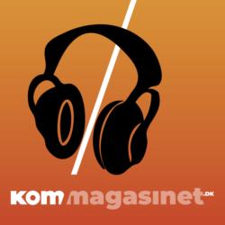 Kommagasinet logo